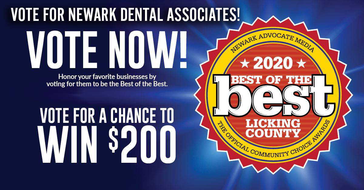 Vote for Newark Dental Associates