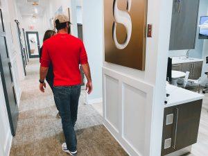 Walk through the office of Newark Dental Associates
